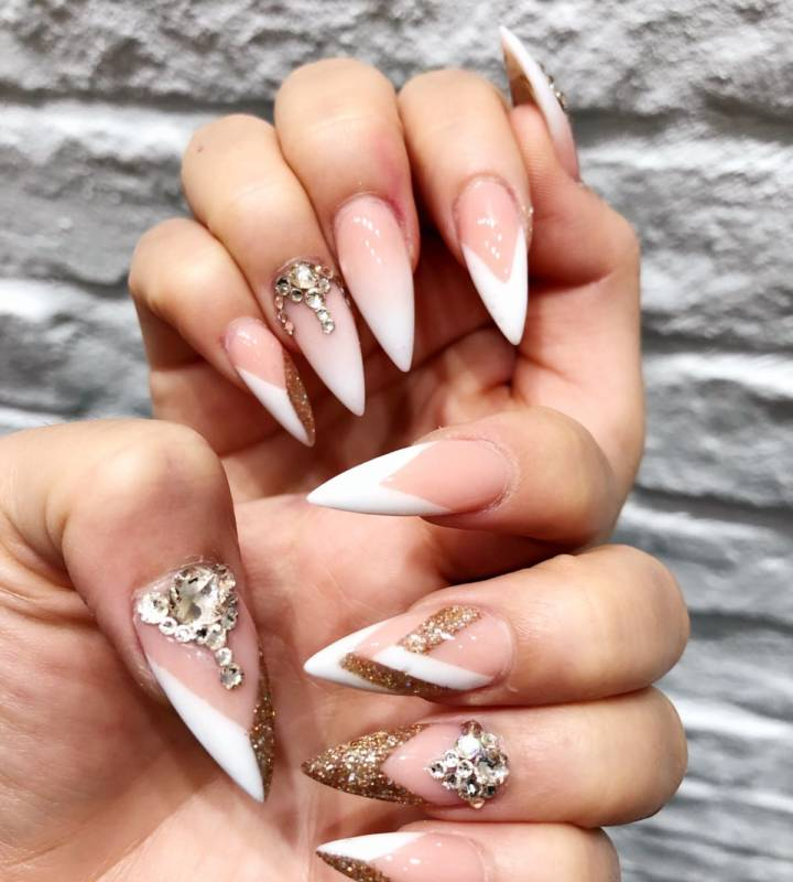 New set of Nail Enhancement – Fullset